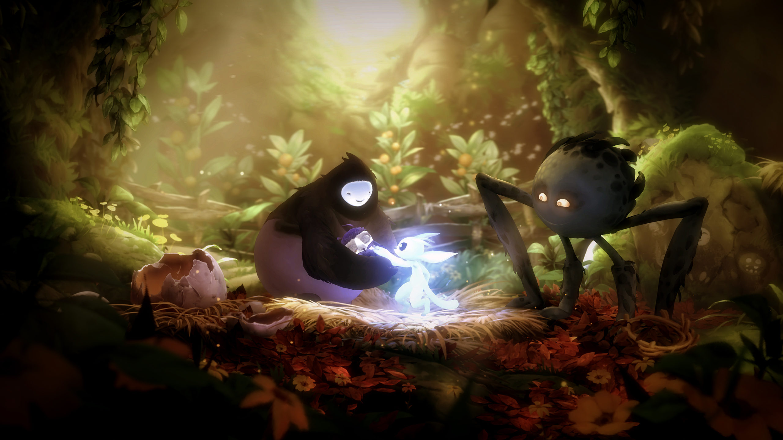 Ori and the Will of the Wisps Concept Art
