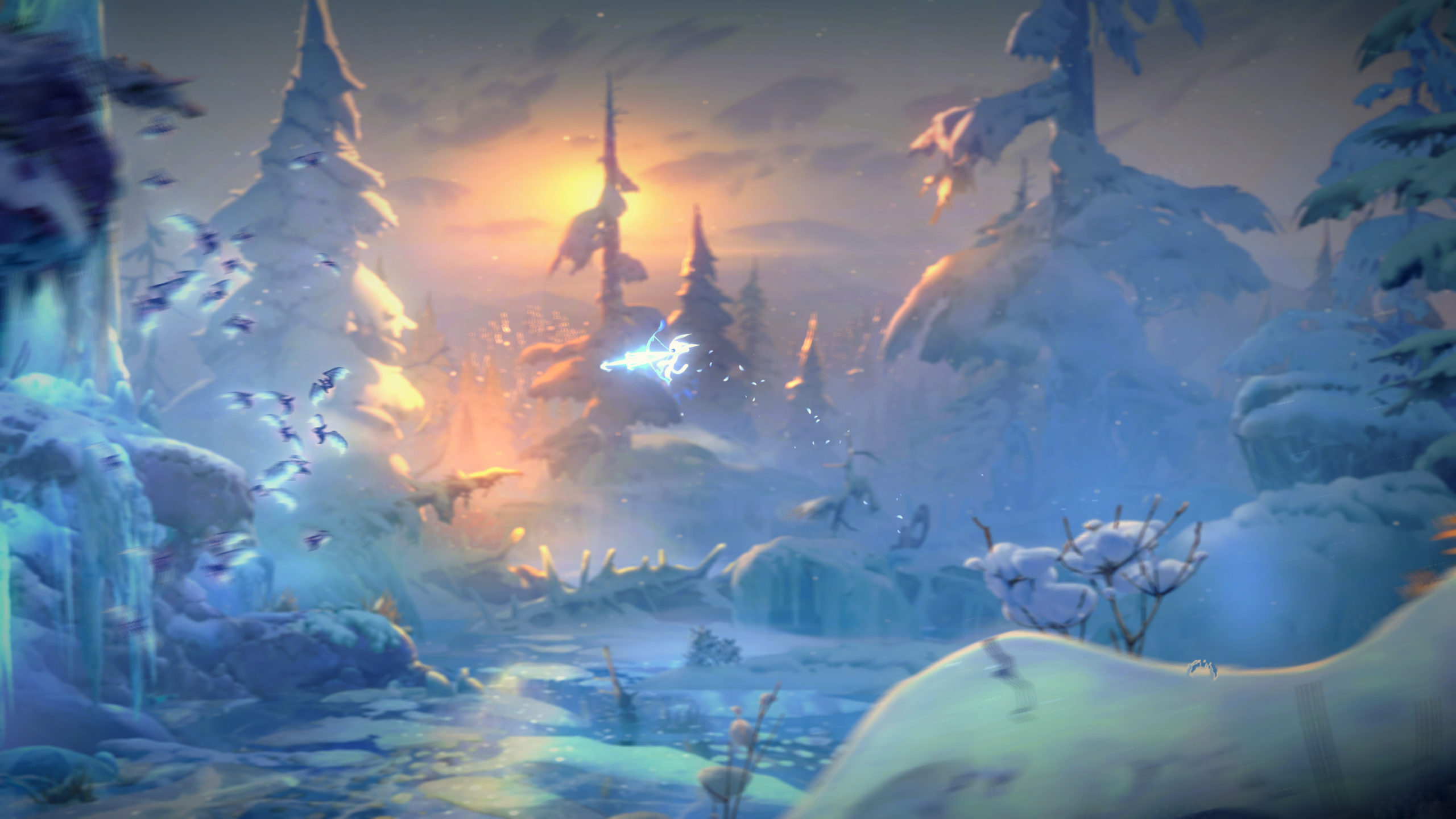 Ori and the Will of the Wisps Welt